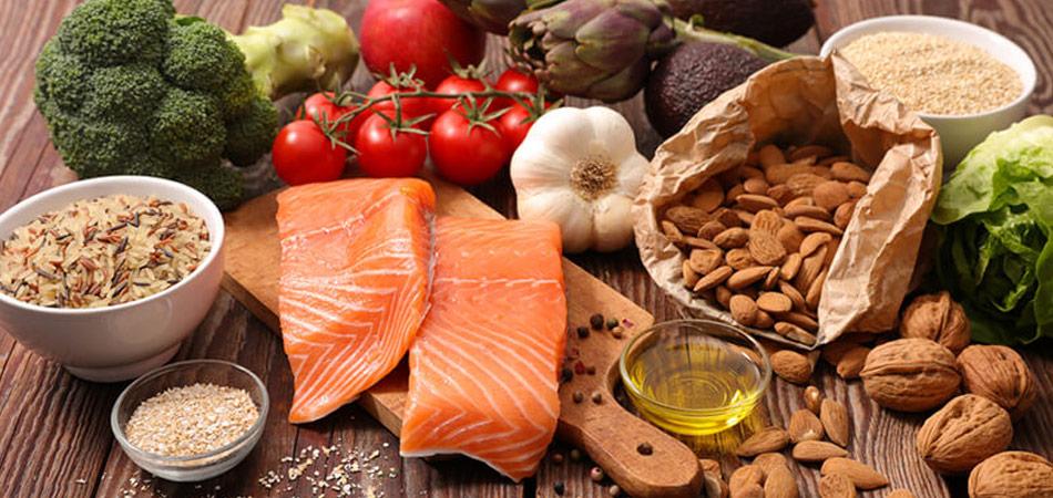 En sund kost er en vigtig forudsætning for, at du kan give din krop de nødvendige næringsstoffer til et sundt, naturligt immunforsvar.