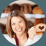 Blokere fedt og kulhydrater