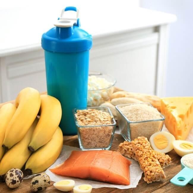 7 vigtige madvare for muskelopbygning