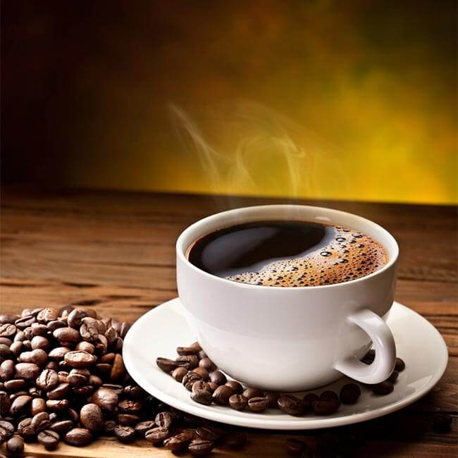 Kan man tabe sig med koffein?