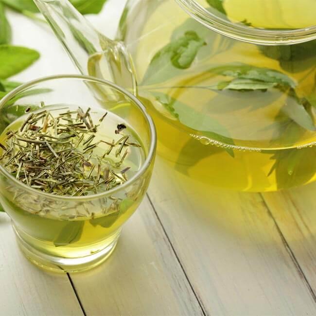 8 grunde til at grøn tee er godt for dig