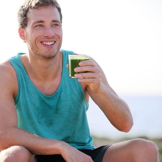 Detox kur med juice