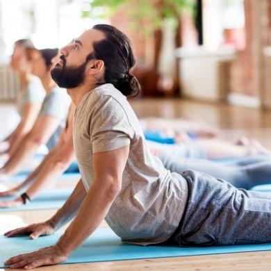 5 Yoga Positioner for Begyndere