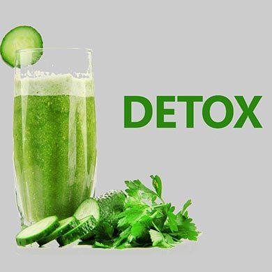 Detox dig smuk med en 10 dages kur