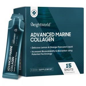 Marine Collagen Shot, 15x25ml l WeightWorld