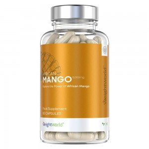 Afrikansk mango 60 kapsler weightworld