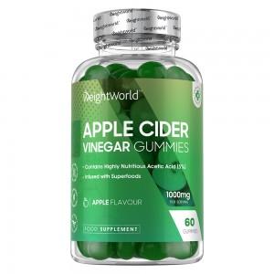 Æblecidereddike Gummies | Naturligt kosttilskud til vægtkontrol