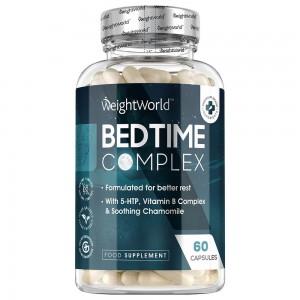 Bedtime Complex Tilskud - Naturligt Sovemiddel fra WeightWorld