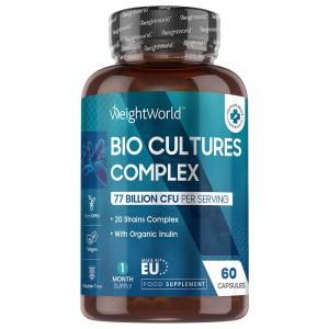 WeightWorld Bio Culture Complex 60 Kapsler