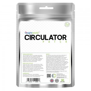 WeightWorld Cirkulations Plaster 20 Plastre