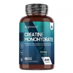 Kreatin Monohydrat kapsler