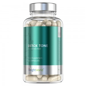 Detox Tone 60 Kapsler WeightWorld