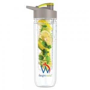 WeightWorld Infuser Flaske - Drikkedunk med frugt