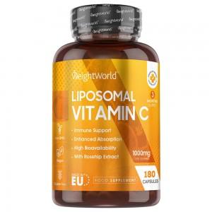 Liposomal C-vitamin Kapsler