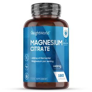 Magnesiumcitrat | Naturligt Tilskud til Velvære