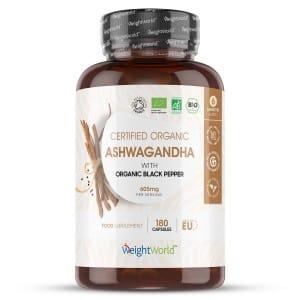 Ashwagandha | Naturligt Tilskud Velvære