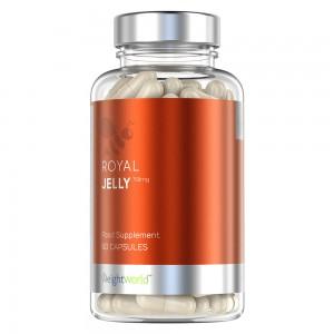Royal Jelly 60 Kapsler WeightWorld