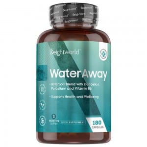Water Away Vanddrivende Piller