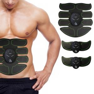 8 Pad Abs Stimulator WeightWorld