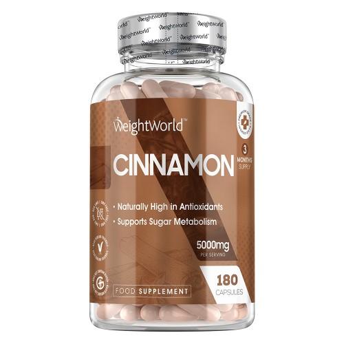 Cinnamon Capsules 5000MG
