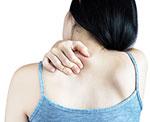 Muskelspændinger i nakken