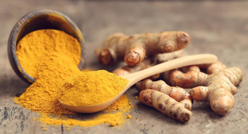 Gurkemeje har en meget karakteristisk orange farve og mange sundhedsmæssige fordele grundet et højt indhold af kulhydrater antioxidanter.