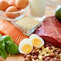 Nummer 3. Indtag protein