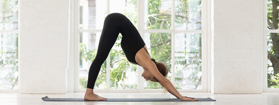 Hunden som ser ned er utvivlsomt en af de mest populære yoga-øvelser, og har flere sunde virkninger for kroppen.