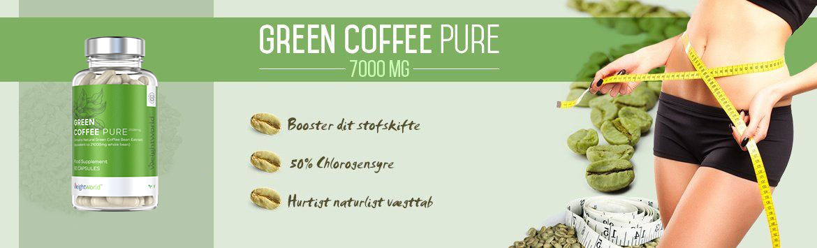 fordele ved green coffee