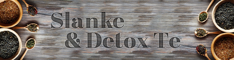 Slimming & Detox Teas Page Banner