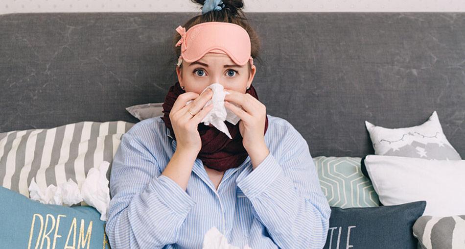Kroppens immunforsvar er med til at bekæmpe sygdomme som influenza, forkølelse, infektionssygdomme og lignende.